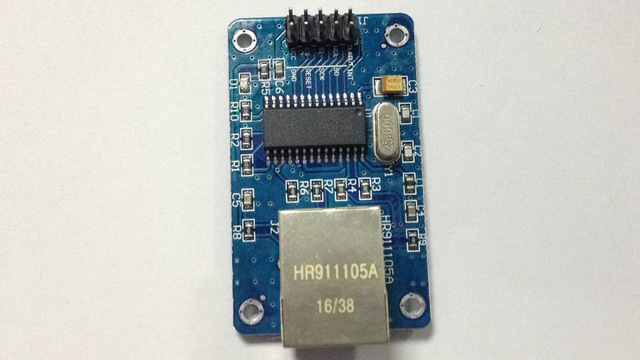 arduino ethernet hr911105a