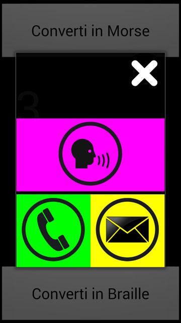Michele Pisani - Blind SMS Reader 3 legge i messaggi con la sintesi vocale