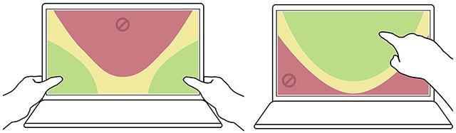 Ibridi - Area interattiva con impugnatura con una e due mani