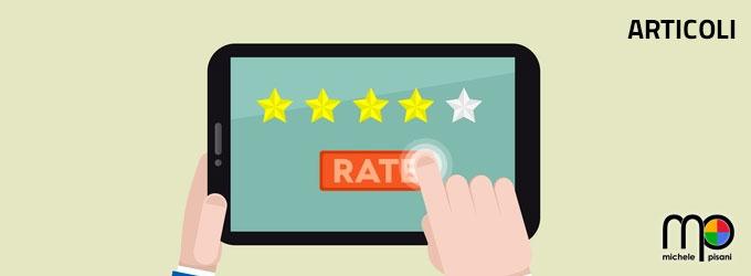 Le Recensioni Online non sono Affidabili per Prendere le Decisioni