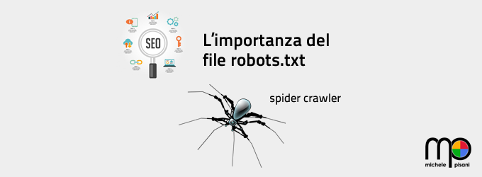 SEO - L'importanza del file robots.txt nel posizionamento sui motori di ricerca