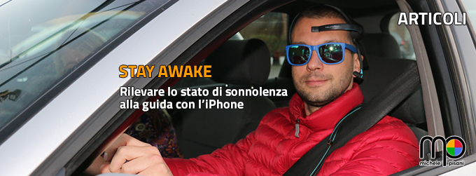 Stay Awake, rilevare lo stato di sonnolenza alla guida con iPhone e MindWave Mobile