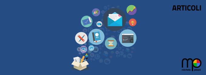 Articoli su argomenti e novità tecnologiche