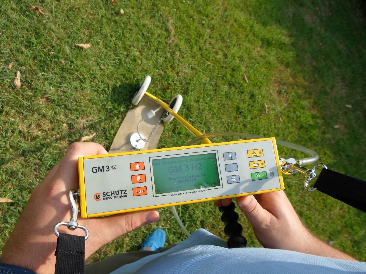 Ricerca perdite su tubazioni gas matteo del mugnaio - Tubazioni gas metano interrate ...