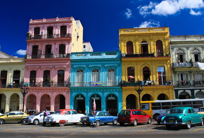 Cuba with Cruise