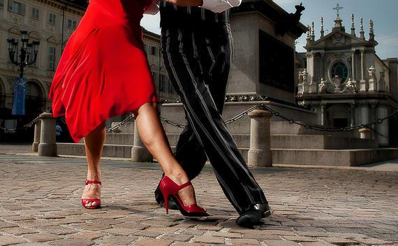 The week of Tango