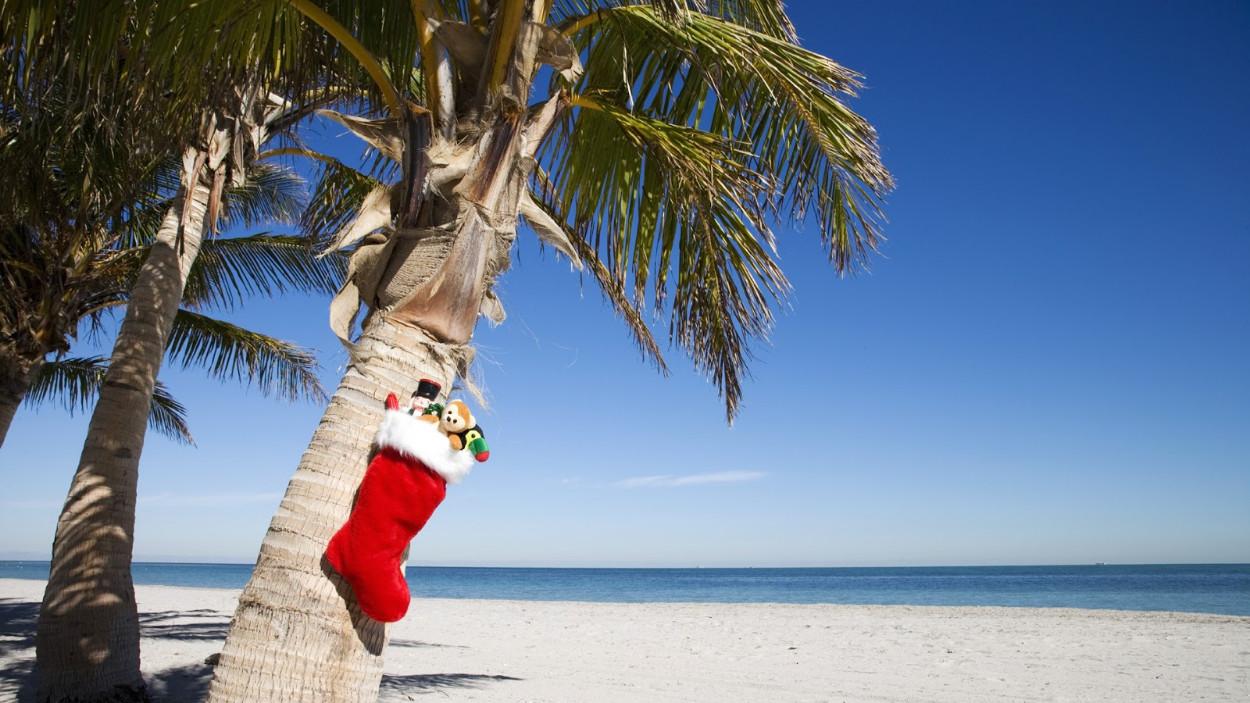 Christmas in Caraibi