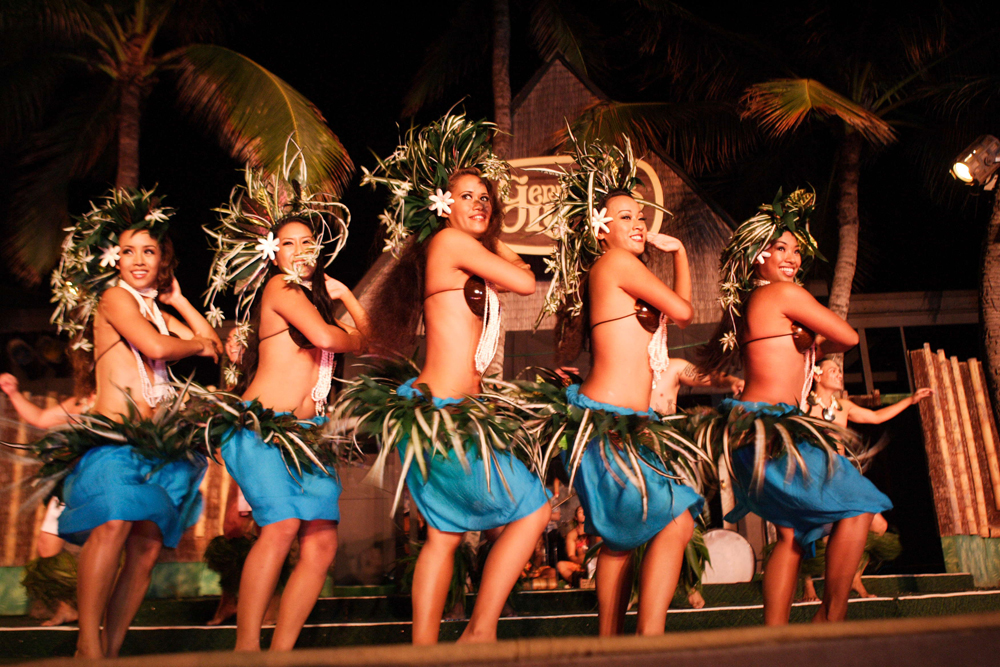 Tour America and Hawaii
