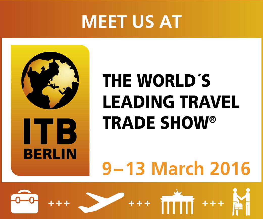 ITB Berlino 9-13 Marzo 2016