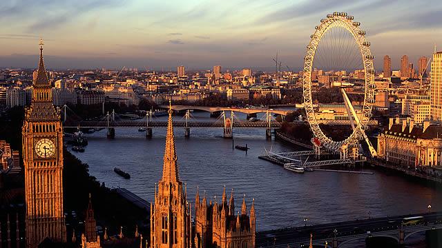 London last minutes
