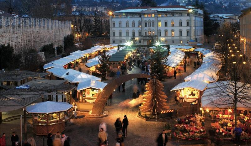 Christmas markets in Bolzano and Merano