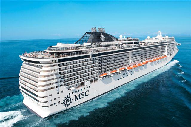 Happy Birthay with MSC Cruises