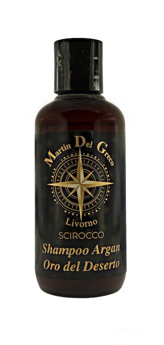 Shampoo Argan Oro del Deserto