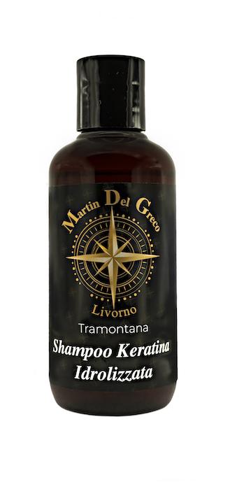 Shampoo Keratina Idrolizzata
