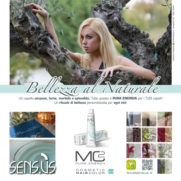 Colorazione Naturale Made in Tuscany Italian Life Style