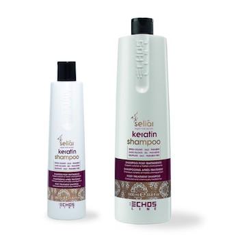 Shampoo Keraty