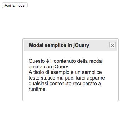 semplice dialog box con jquery e jquery ui in una web app in apps script