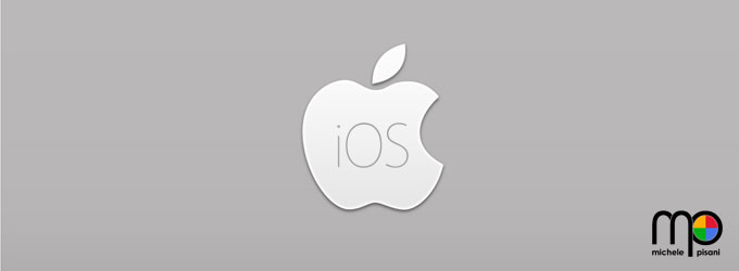 Sviluppo per iOS, sistema operativo sviluppato da Apple per iPhone, iPad ed iPod Touch