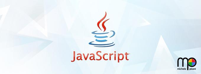 Javascript - Guide, articoli e sorgenti riferiti a questo potente linguaggio orientato agli oggetti