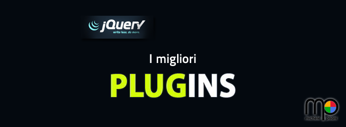 jQuery - I plugins più implementati nei progetti web