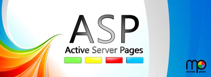ASP - Guide, articoli e script per la programmazione web con VBScript