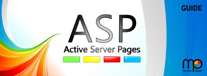 ASP - Guide e informazioni per la programmazione web con VBScript