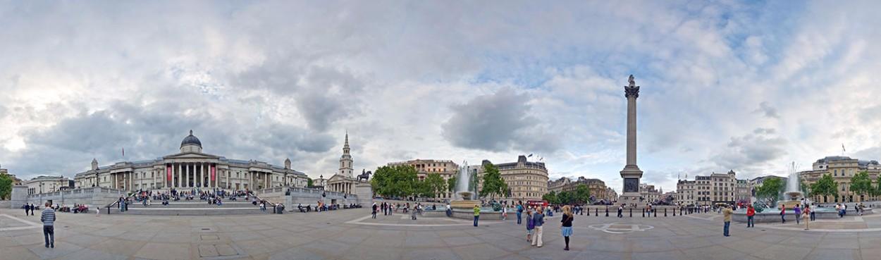 Creare un Pianeta con una foto con Photoshop in 3 Passaggi - panoramica 360